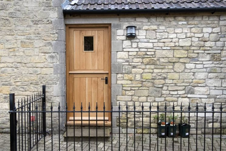 Oak Stable Door for country Home