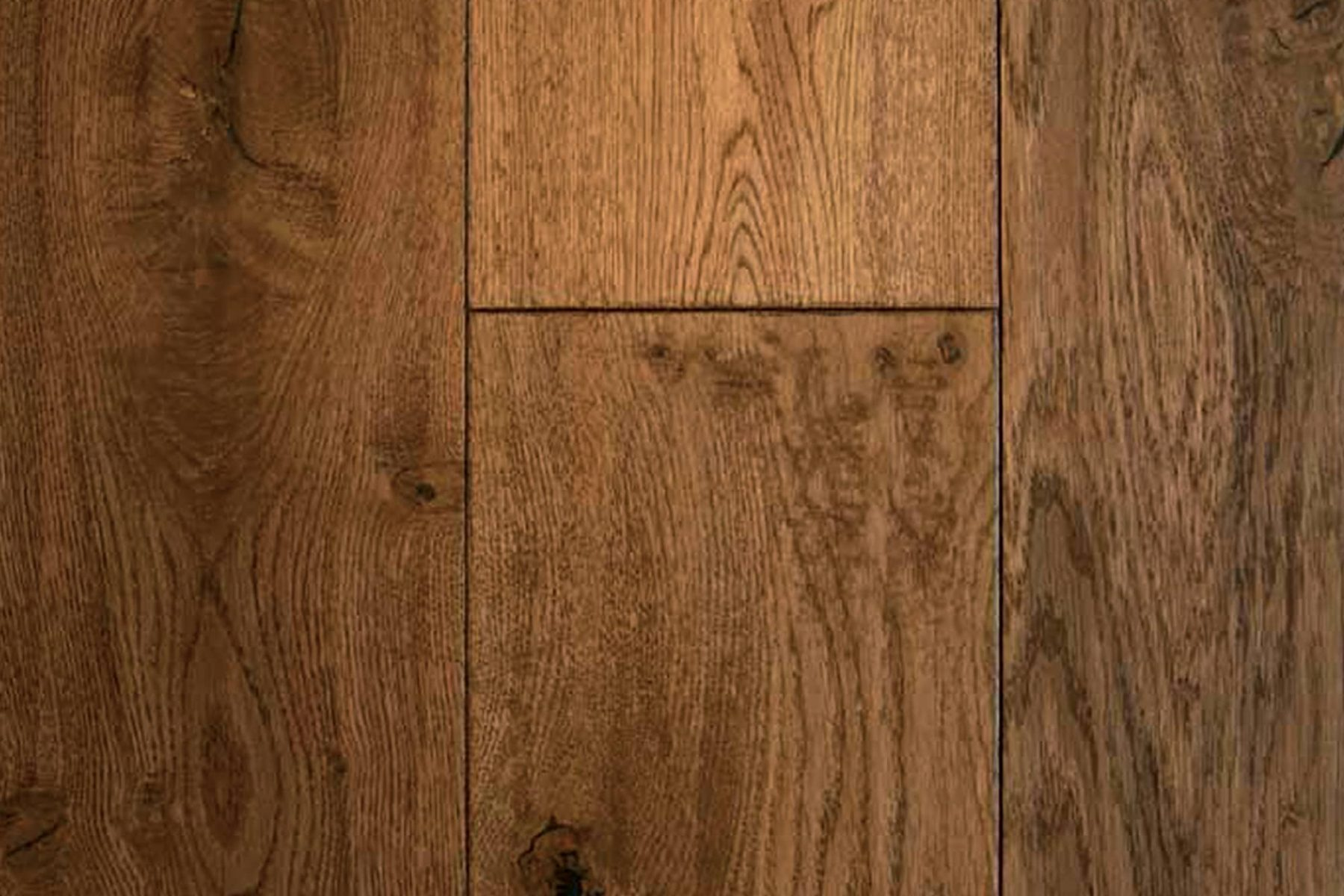 Antiqued Oak wood plank flooring fitted in Bristol and Bath