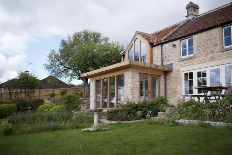 Bespoke joinery and windows for country home