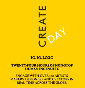 Create Day 2020